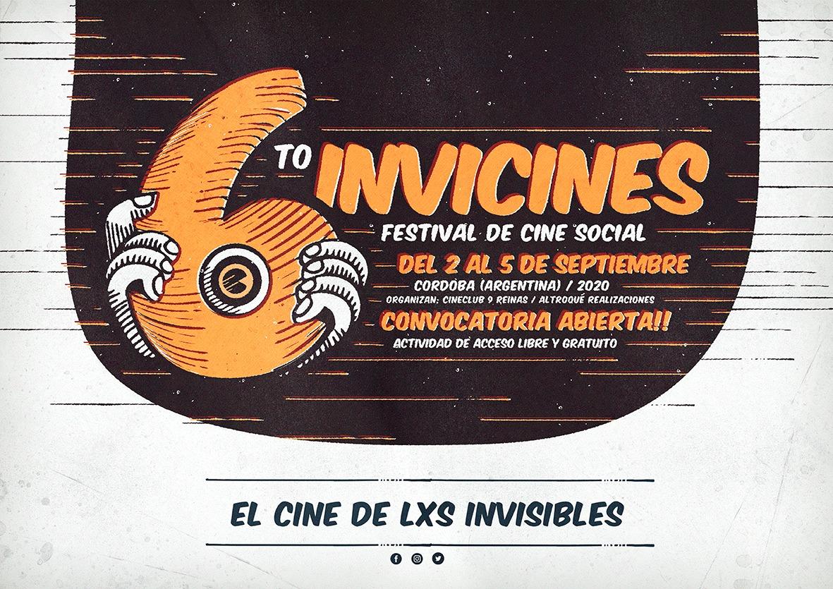 Invicines 2020 – Mesa de cine Social y Comunitario